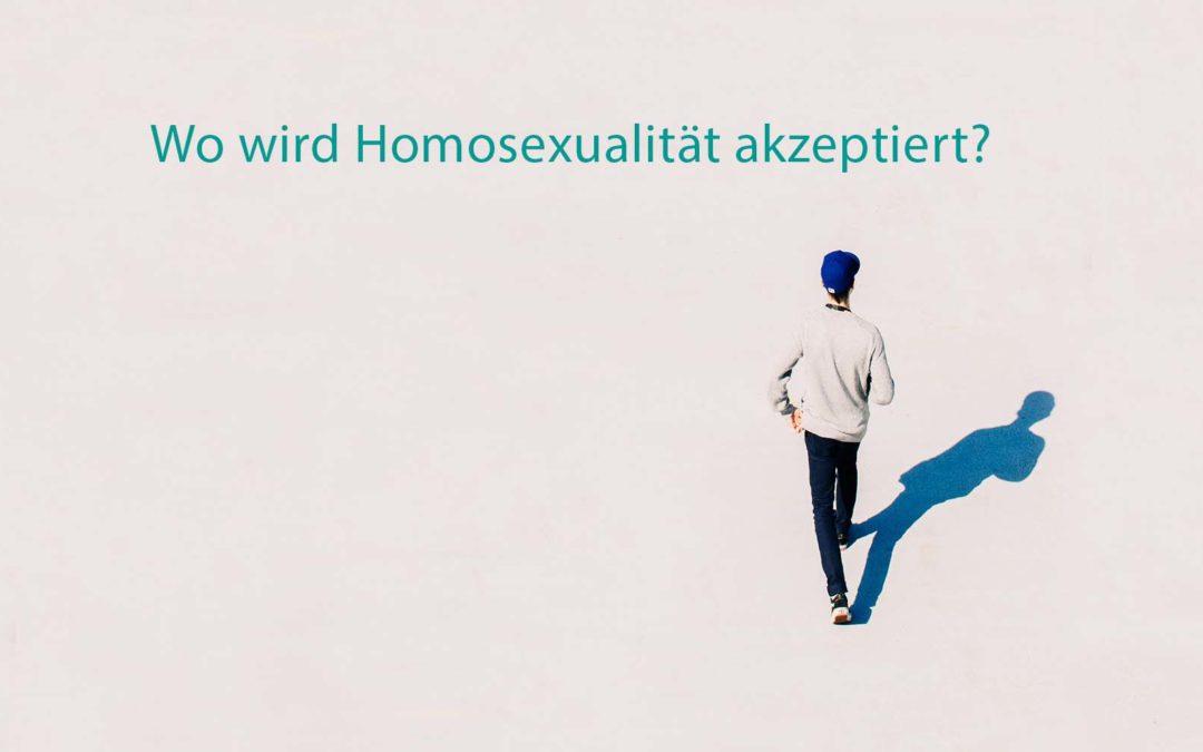 Wo ist Homosexualität akzeptiert?