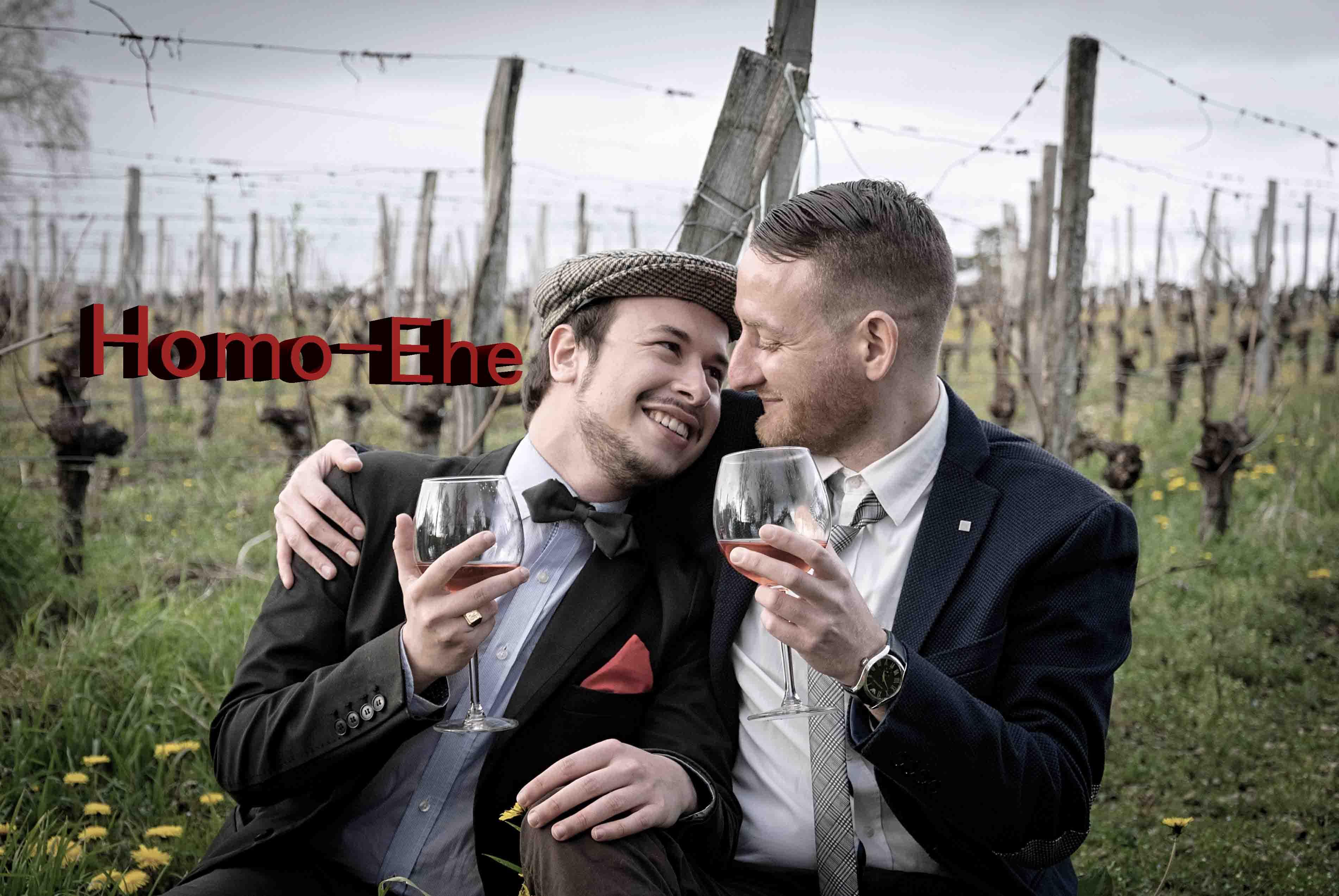 Homo-Ehe | der-schwule.de | Endlich dürfen auch unter